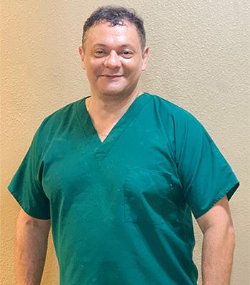 Dr. Freddy LaParra
