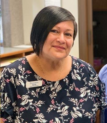 Office Coordinator- Berta Parissi