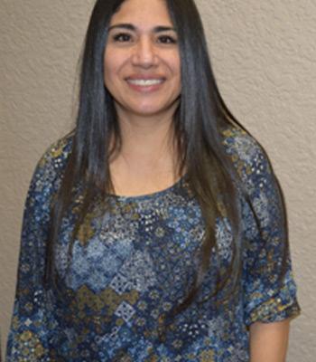 Office Manager Armida Serrano