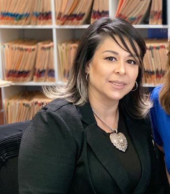 Office Manager- Gladys Soto